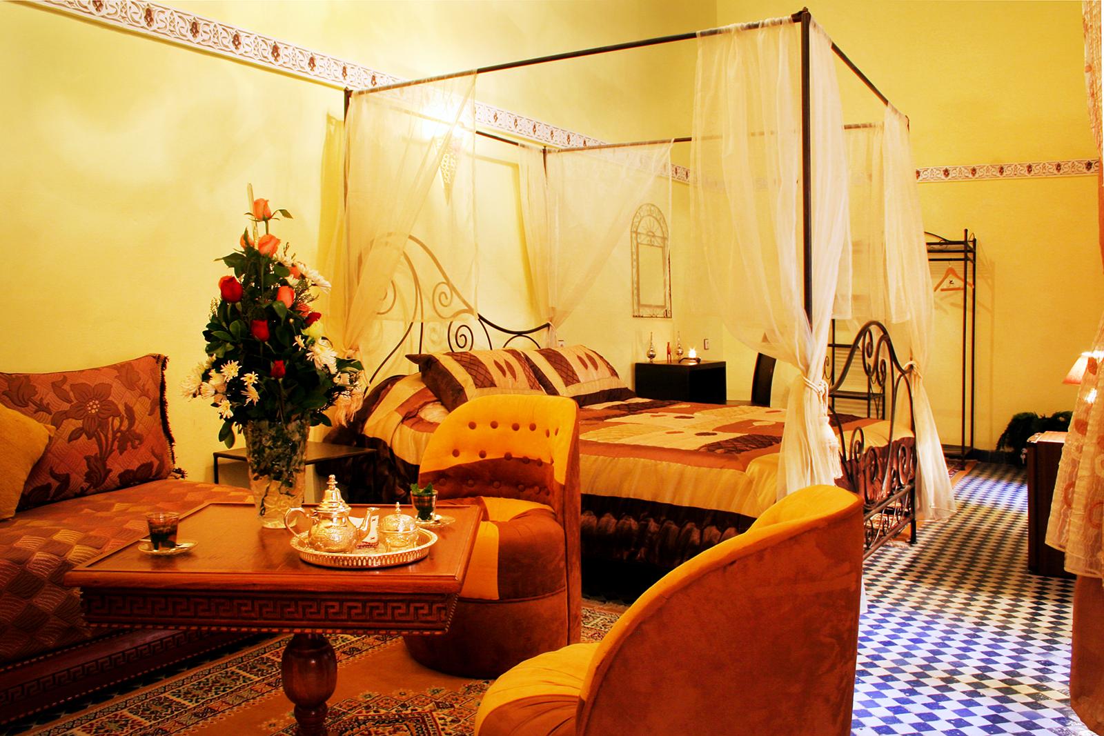 L'appartement Azziza